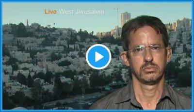 directeur van B'tselem, live op AlJazeera